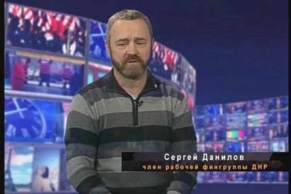 Сергей Данилов в передаче «Информационная война» 19 января 2015