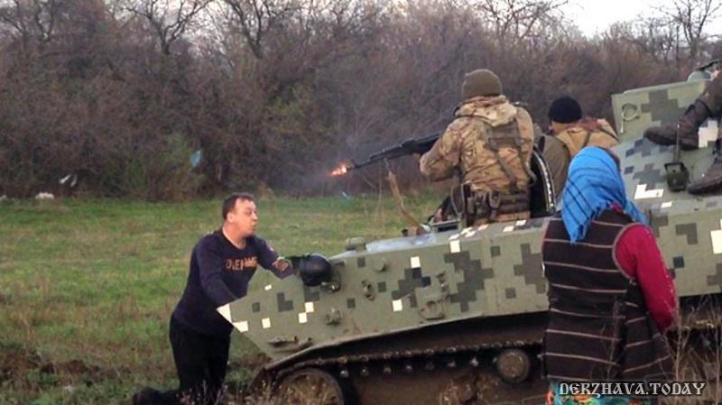 Славянск. Записки мирного человека. Армия против народа