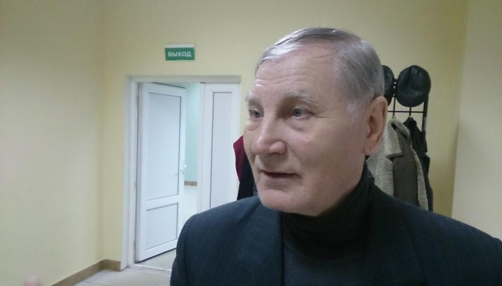 Рыбников Юрий Степанович