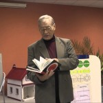 Рыбников в библиотеке — детям о русском счёте