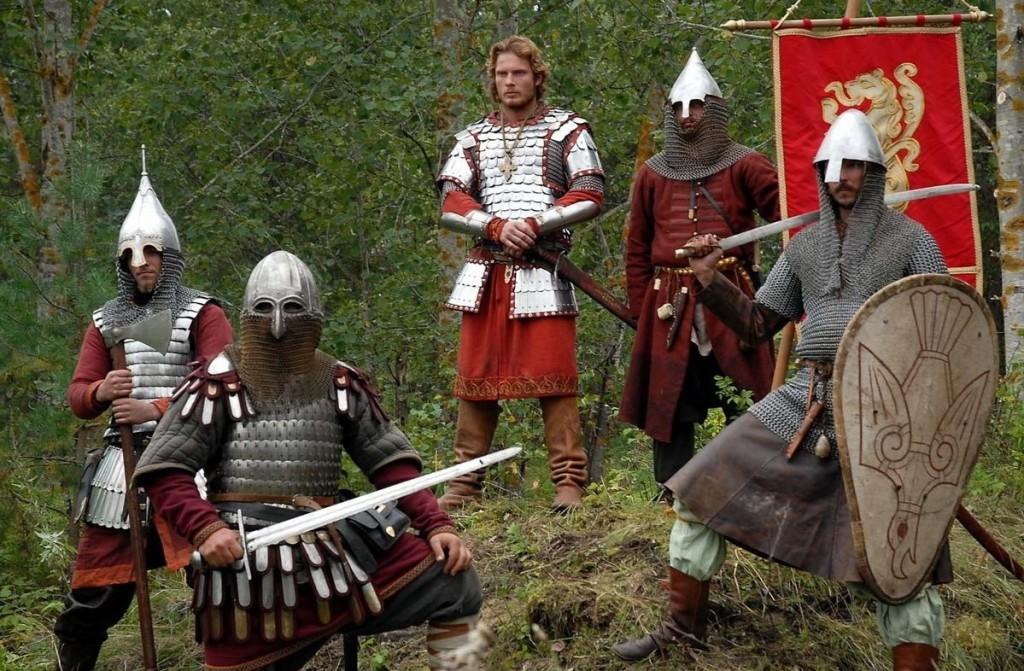 Фестиваль состязаний «Русский Витязь»