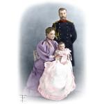 О семейной жизни. Императрица Александра Федоровна