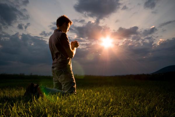 Как правильно молиться Богу