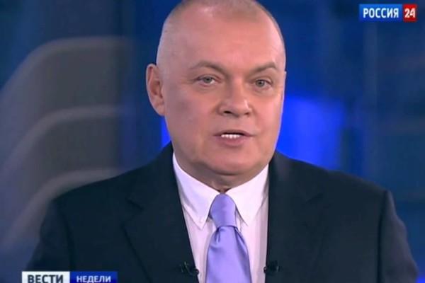 Дмитрий Киселев: Говорим ДАИШ, подразумеваем ИГИЛ