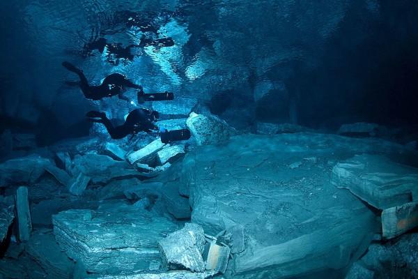 Ординская пещера