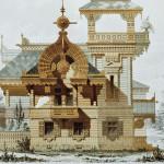 Что такое сажени? Почему надо строить дома по саженной системе?