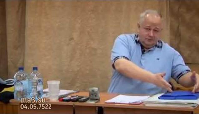 Беседа с Виктором Мининым в Королёве 4 мая 2014 года.