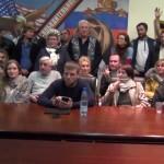 Встреча народно-освободительного движения 4 ноября. Полная версия