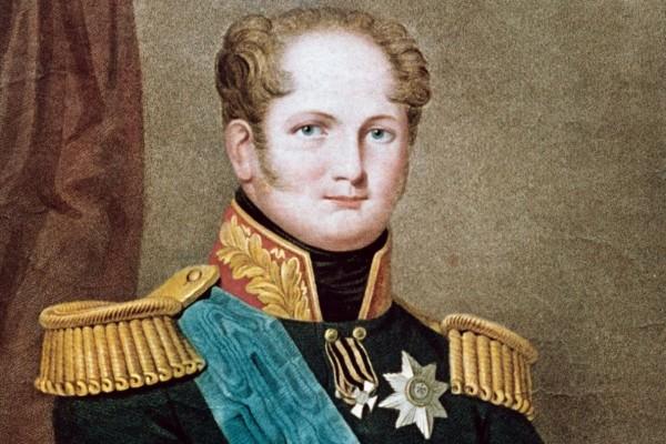 Александр I даровал полякам конституцию