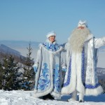 Дед Мороз: этапы большого пути