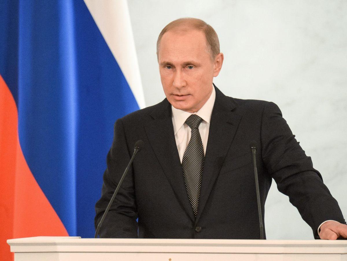 Федеральное послание–2015: Путин обязал Россию стать мировым лидером