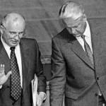 Рассекречены переговоры Ельцина, Горбачёва и Буша-старшего накануне раздела Союза