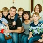 Многодетная семья — надежда славянского народа