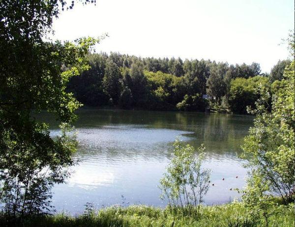 Озеро Кара-Куль
