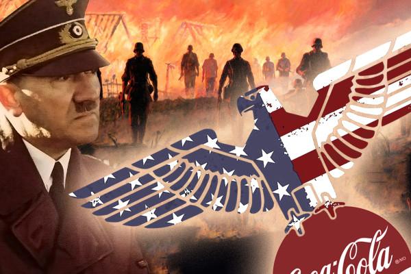 США и Рейх - кто спонсировал нацистов?
