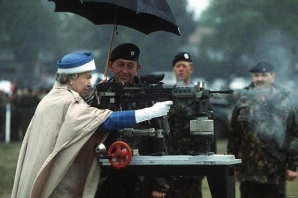 Власть Королевы. Темная сторона Британии