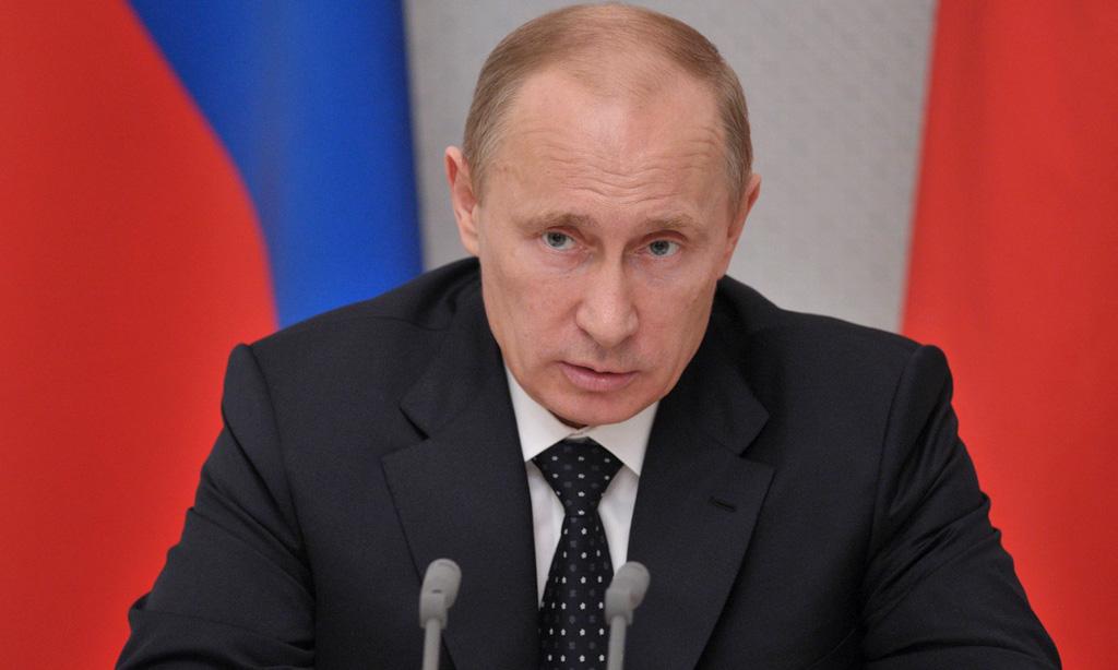 Вся правда о Путине всего в двух минутах