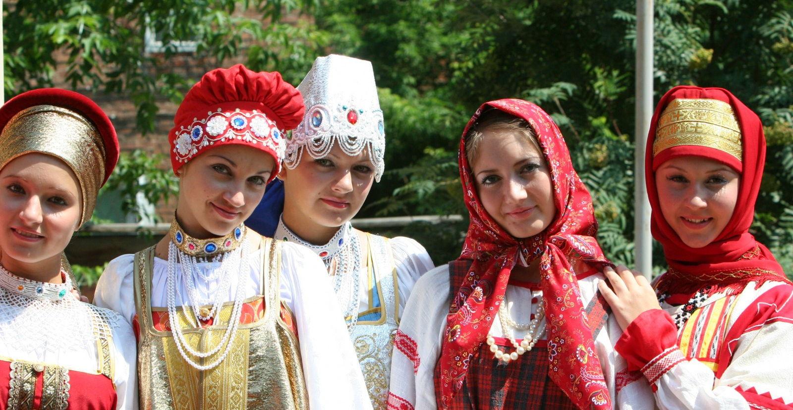 Я – русская! И я горжусь этим
