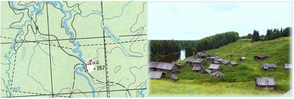 старообрядческая деревня Дий в Пермском крае