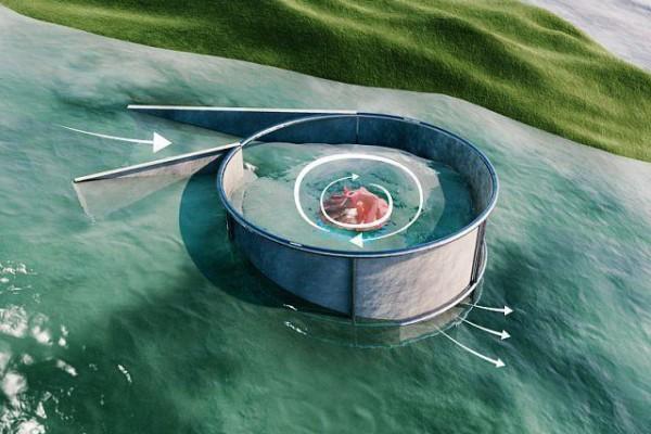 Миниатюрная гидротурбина Turbulent