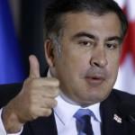 Саакашвили — миротворец