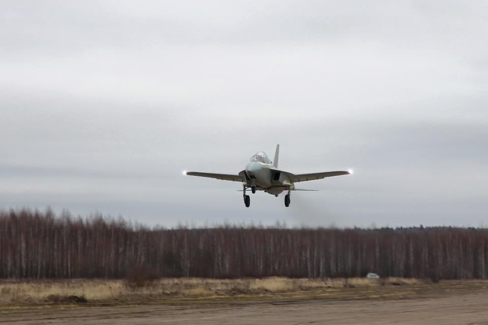 Российский самолёт - тихая сенсация