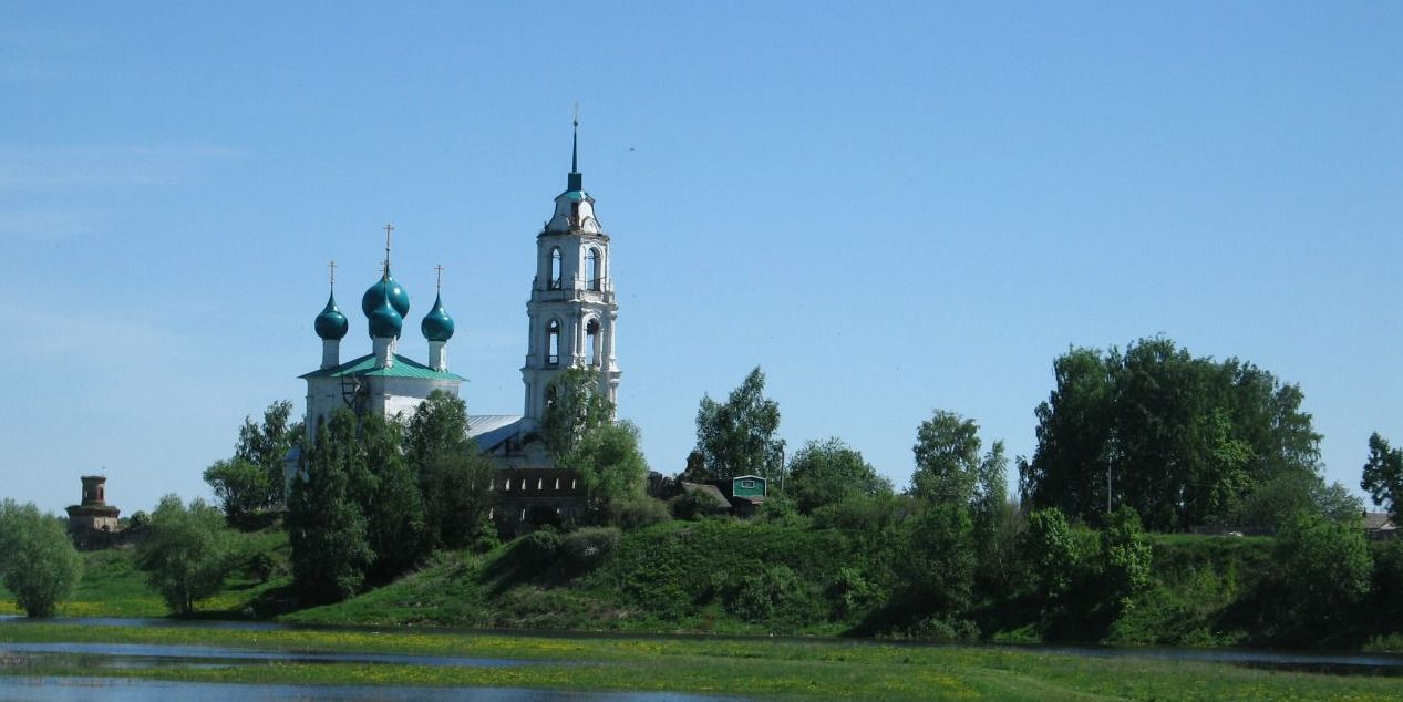 село Диево Городище