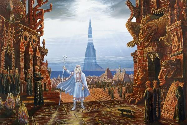 Славянские легенды о сотворении мира