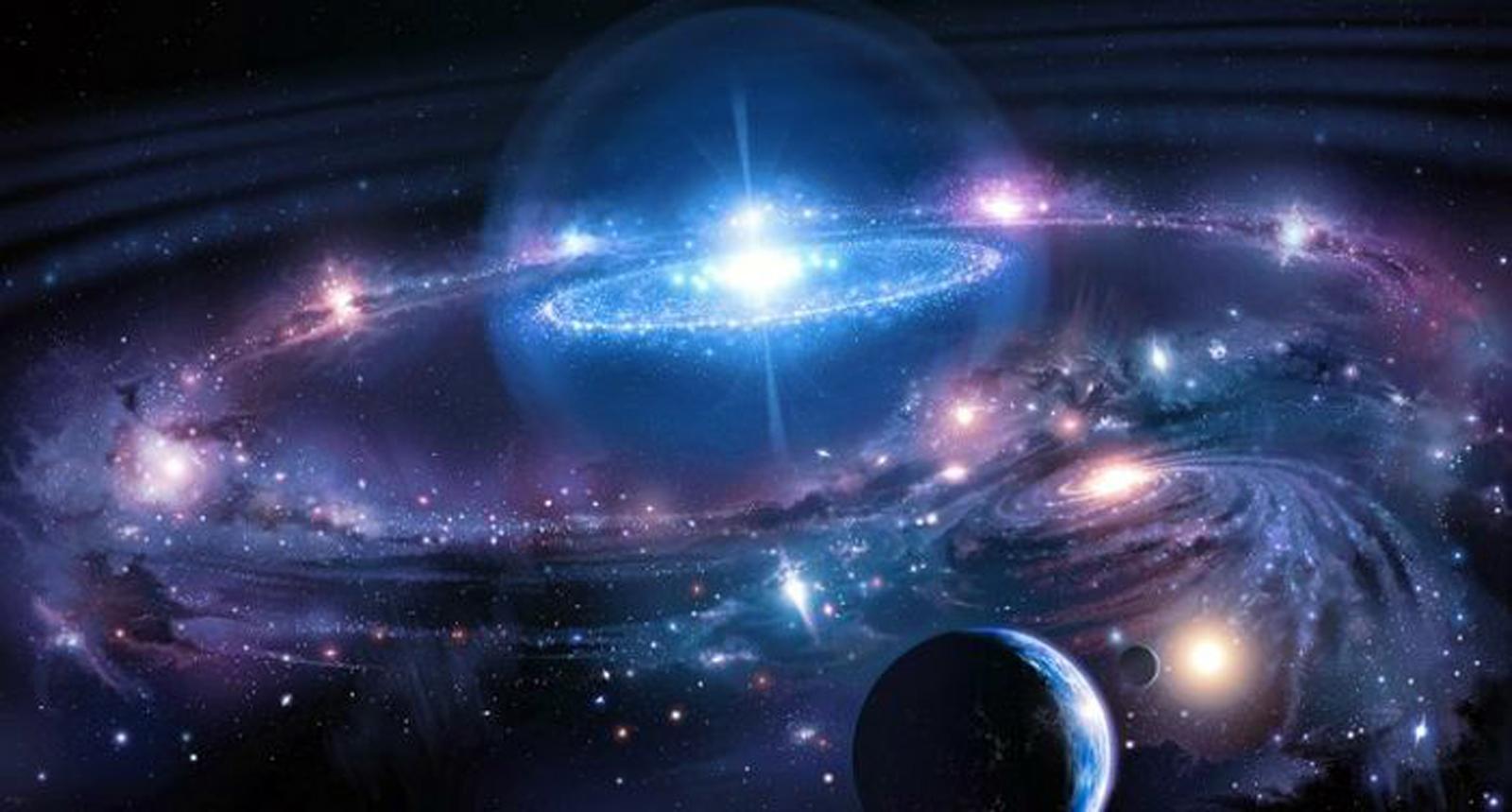 Теорема образования Вселенной