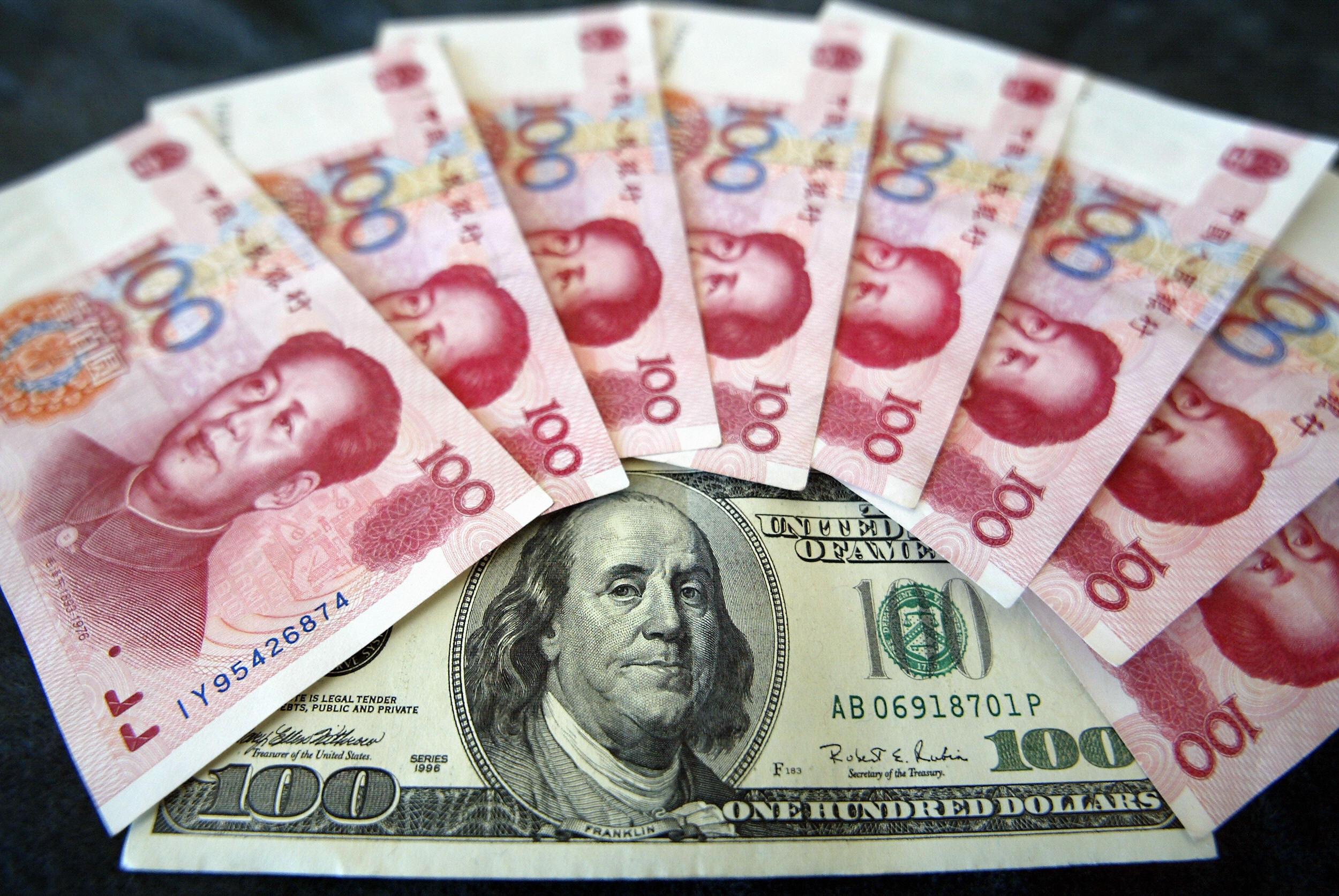 В Китае ограничили продажу долларов