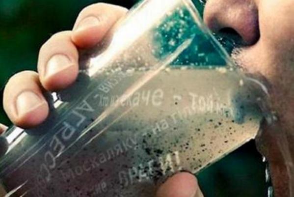 Украина: Психотропное химическое оружие