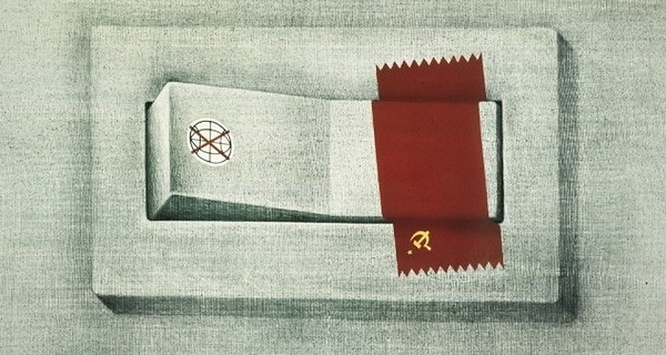 Антифашистам придётся или сдаться фашизму, или стать коммунистами