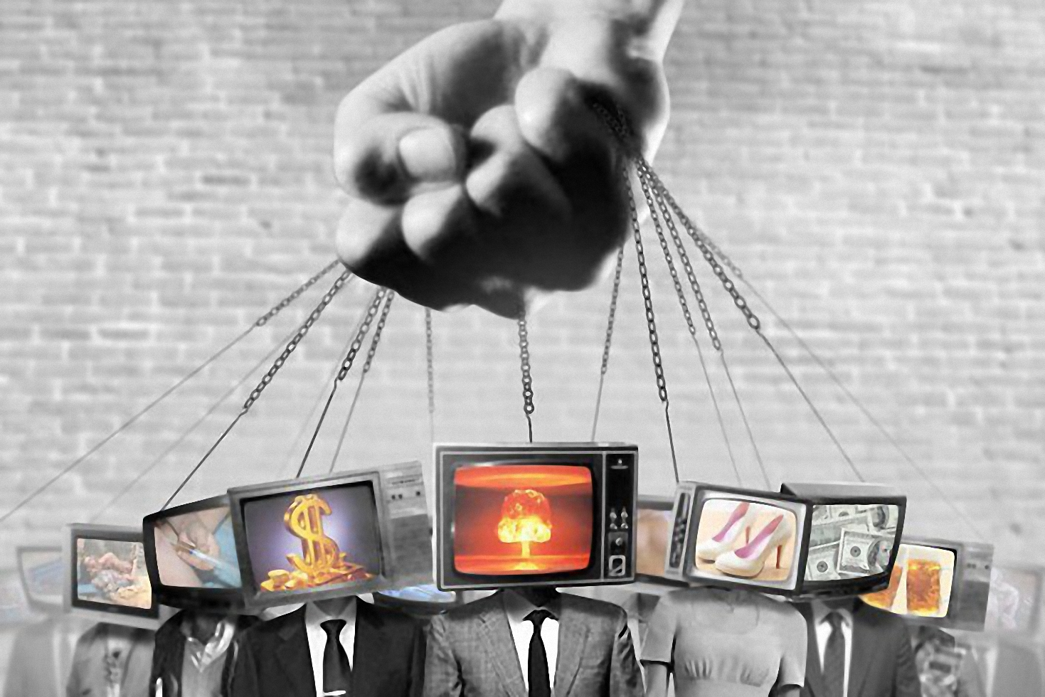 Информационная война: как не попасть на удочку манипуляторов