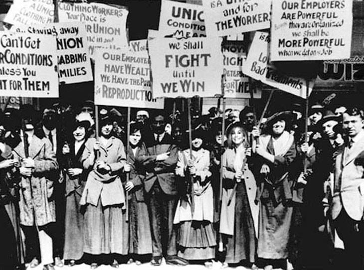 Международный женский день