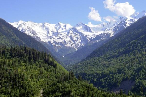 О Кавказе. То, что забыто...