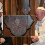 Папа и Патриарх. Череп и кости
