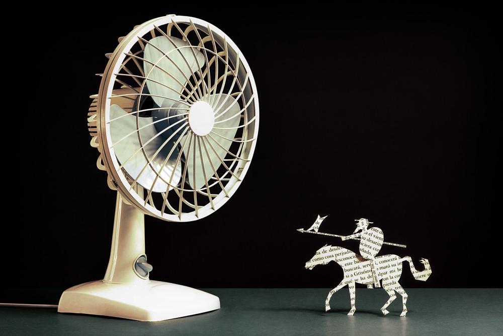 Борьба с ветряными мельницами