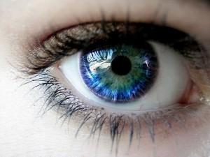 Кое-что о бывшем слепом пятне в глазу