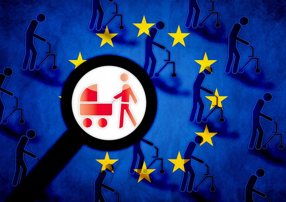 Демографический крах Европы