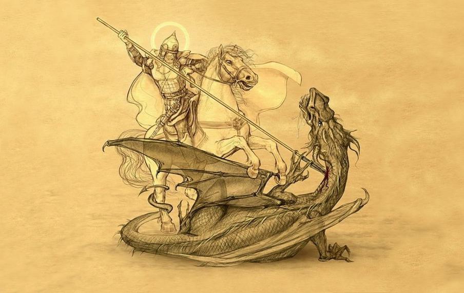 Победа Славян над Аримией (Китаем) и Сотворение Мира 7524 лето назад