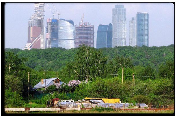 Люди не должны жить в городах. Города – это опухоли на теле нашей планеты. Вред наносимый ЭКОсфере городами также очевиден, как и тот факт, что город – это неестественная среда обитания для человека…..