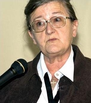 Доктор Маргарет Баркер