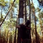Слесарь из Воронежа каждую неделю вывозит мусор из леса