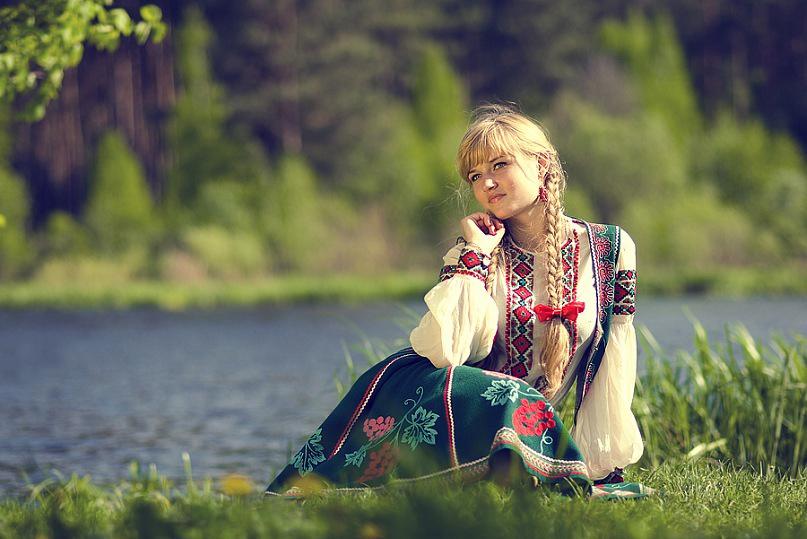 Русая дева