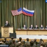 Прорыв на ЦТ! Вести о колониальном статусе России