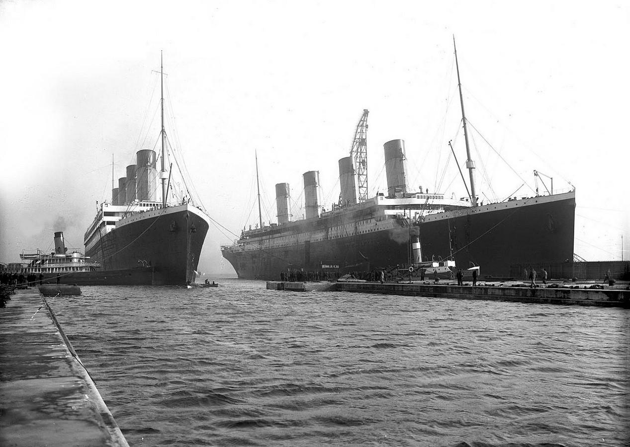 Титаник: Корабль, который никогда не тонул