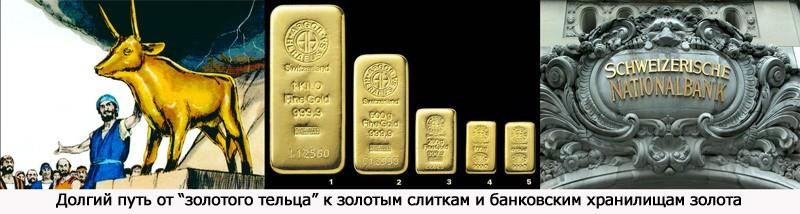 долгий путь золота