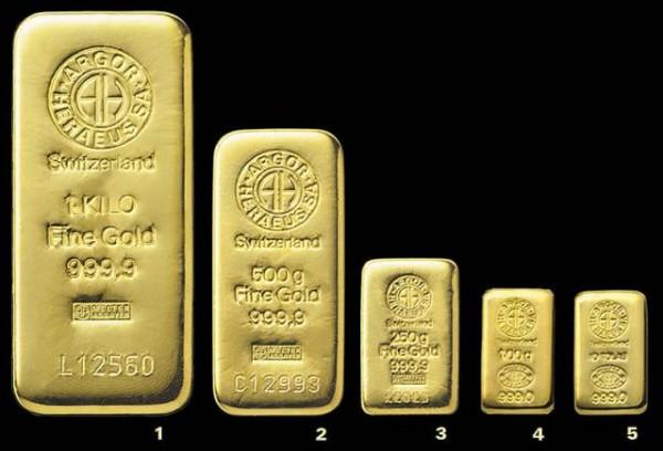 Где хранить тысячи тонн золота