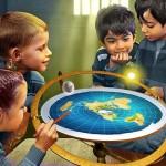 Плоская Земля и искажение миропонимания