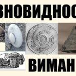 Виды виман разных типов. История в расшифровке (10-16 века)